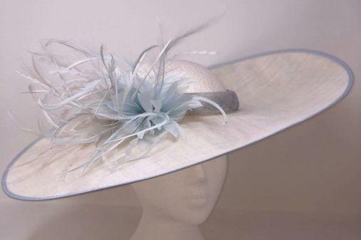Ivory Hat UXXL10