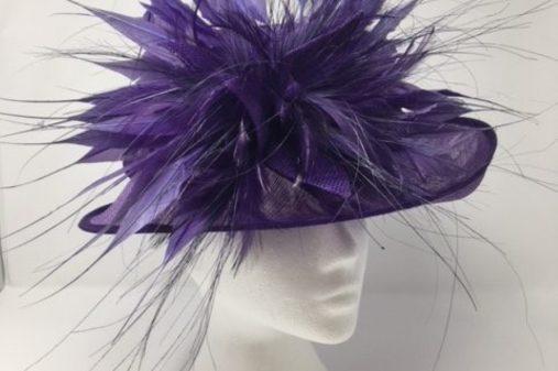 bespoke design iris hat