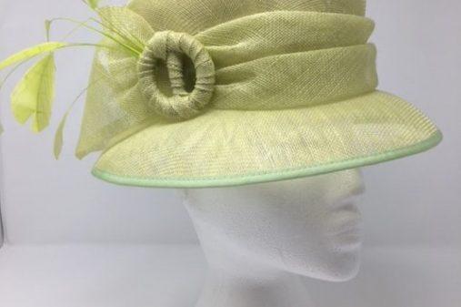citrus lime hat
