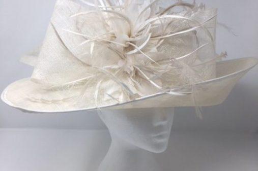 ivory hat uxxl8