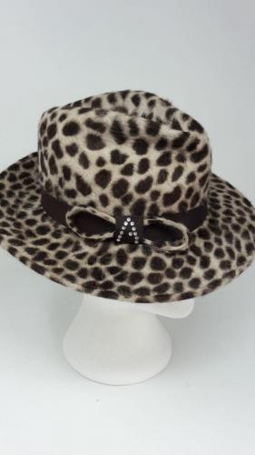 Trilby 1 <br> Leopard Animal Print <br> £170.00